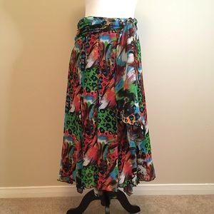 Linea Domani maxi skirt. Size 6